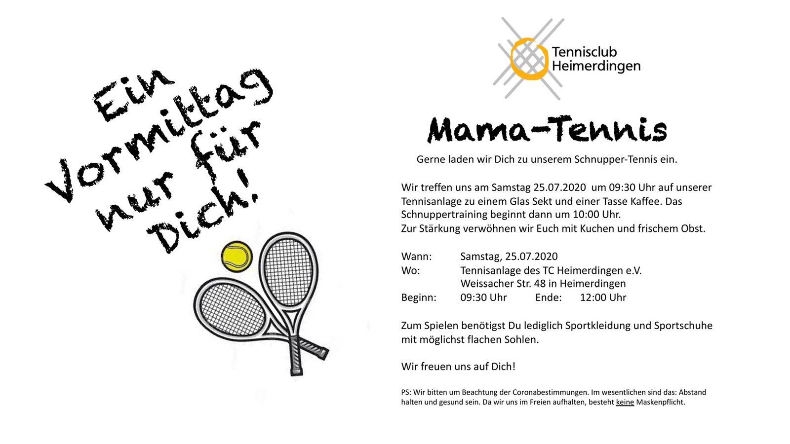 Mama Tennis